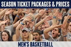 2013-14 Men's Basketball Season Ticket Prices