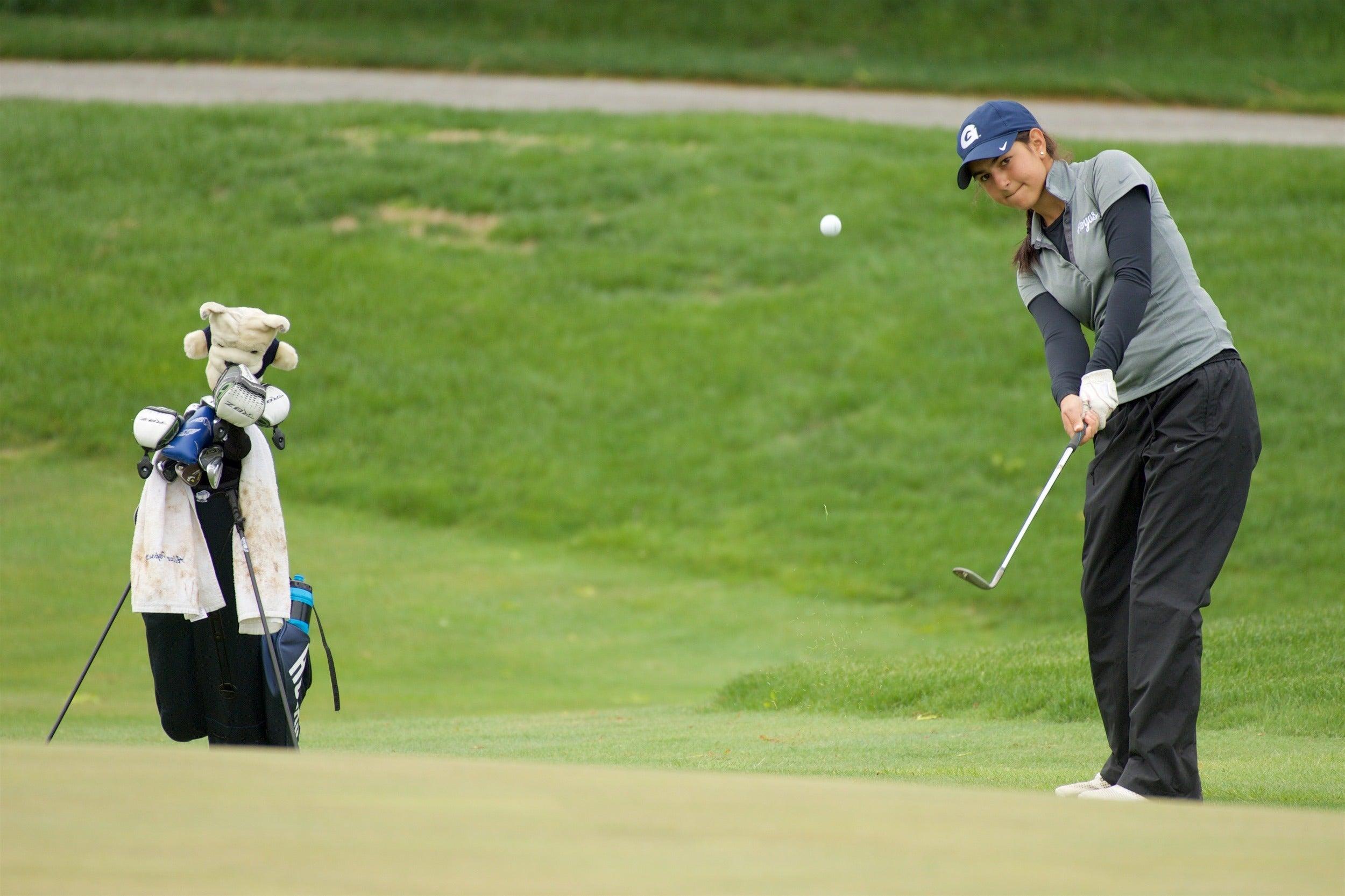 Alexa Popowitz Women's Golf