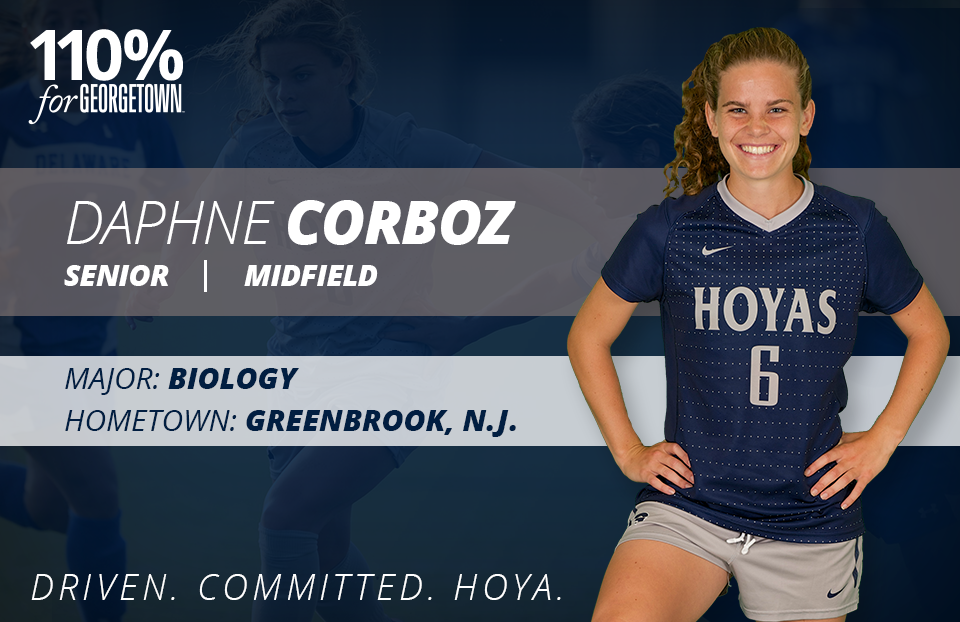 Daphne Corboz Women's Soccer