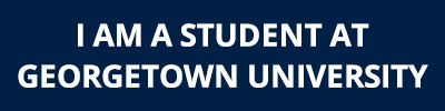 I am a student at Georgetown University